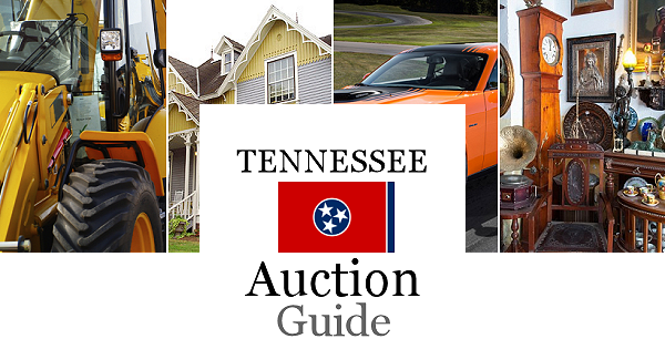 Tennessee Live and Online Auctions and Auctioneers | Auction